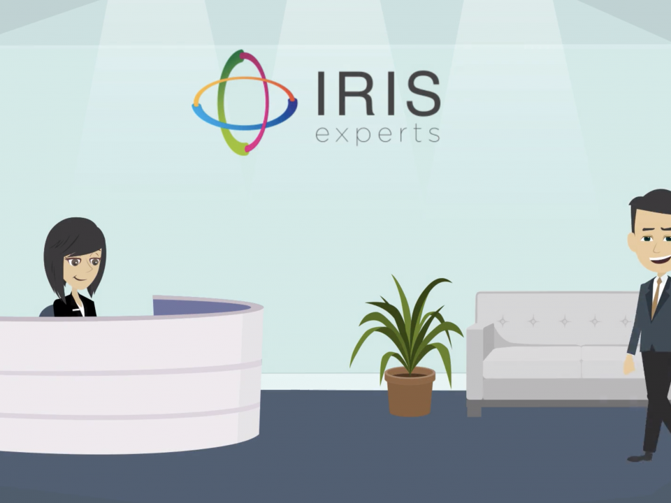 vidéo de présentation du cabinet IRIS experts